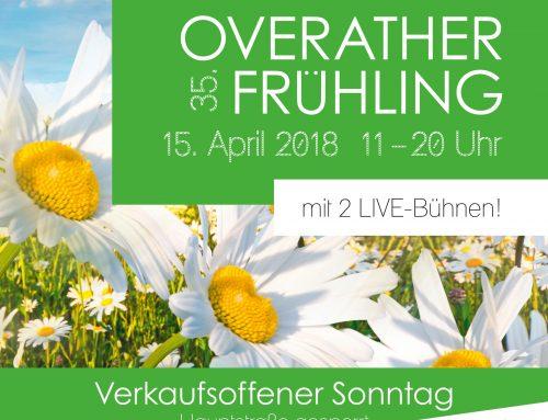 Overather Frühling 2018
